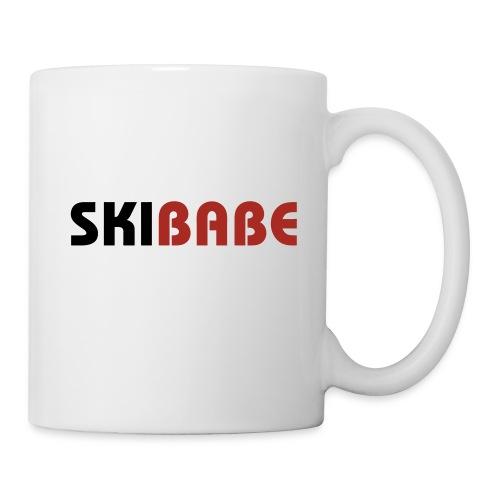 Ski Babe - Coffee/Tea Mug