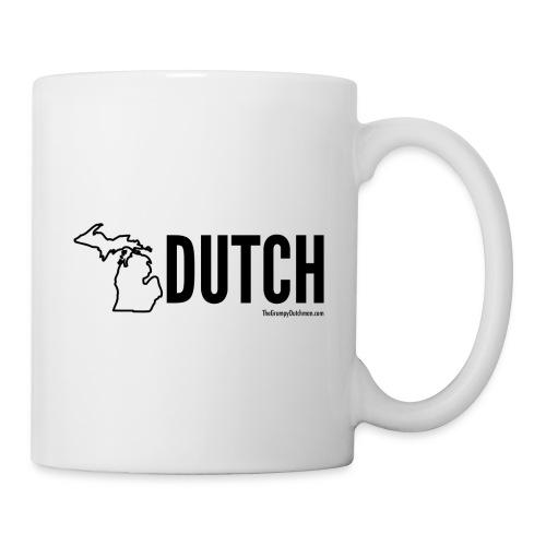 Michigan Dutch (black) - Coffee/Tea Mug