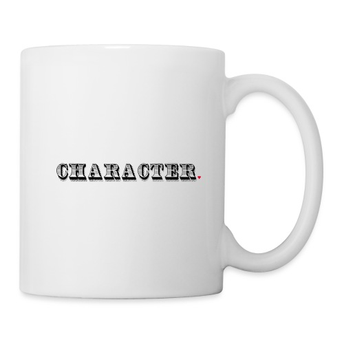 Character Life Hack - Coffee/Tea Mug