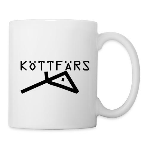 Köttfärs Black - Coffee/Tea Mug