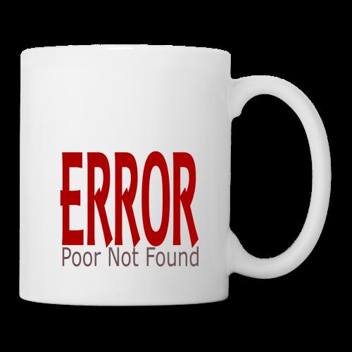 Oops There Is Something Missing! - Coffee/Tea Mug