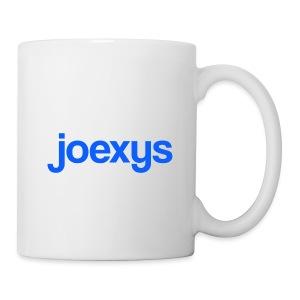joexys_blue - Coffee/Tea Mug