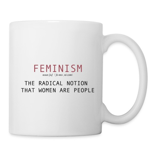 feminism - Coffee/Tea Mug
