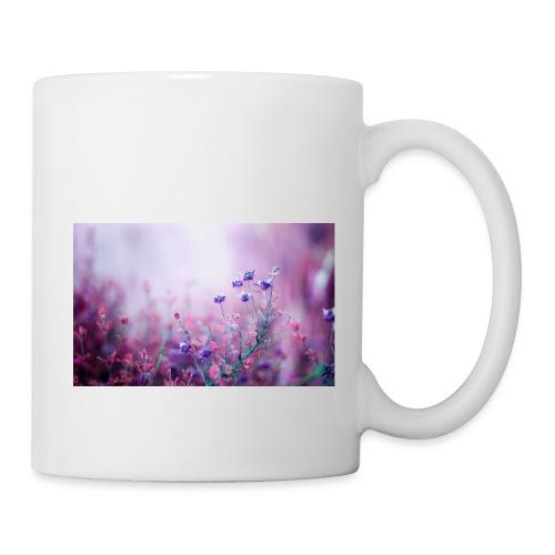 Life's field of flowers - Coffee/Tea Mug