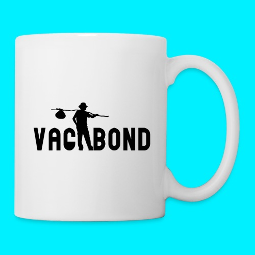 Vagabond Logo Wide - Coffee/Tea Mug
