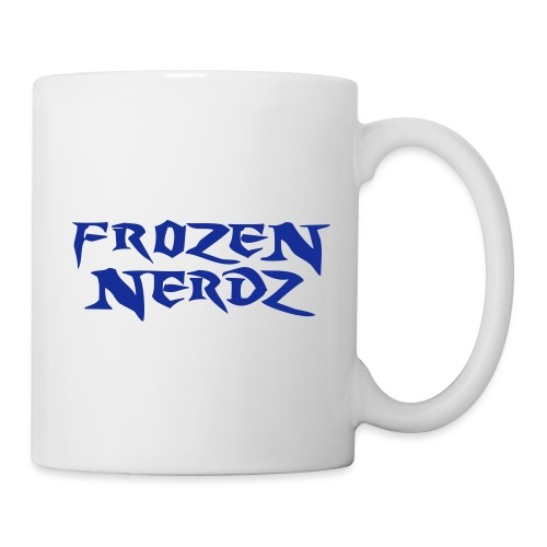 Frozen Nerdz Logo - Coffee/Tea Mug