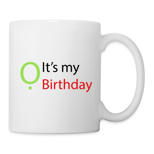 It's my Birthday - Coffee/Tea Mug