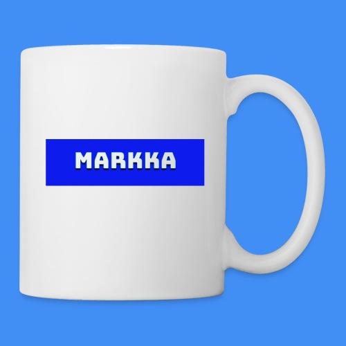 Markka Box Design - Coffee/Tea Mug