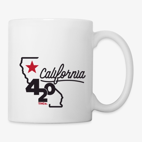 California 420 - Coffee/Tea Mug