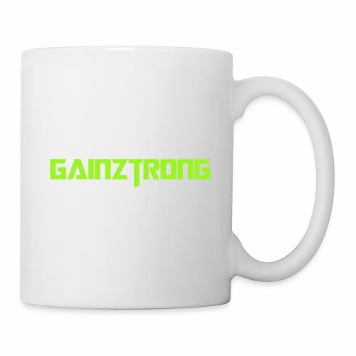 Gainztrong - Coffee/Tea Mug
