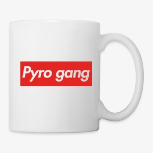 pyro gang - Coffee/Tea Mug