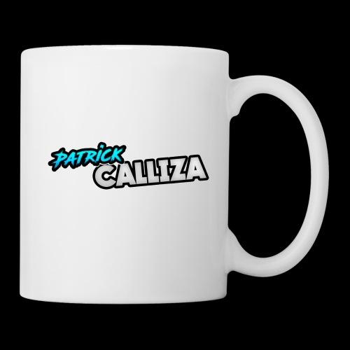 Patrick Calliza Official Logo - Coffee/Tea Mug