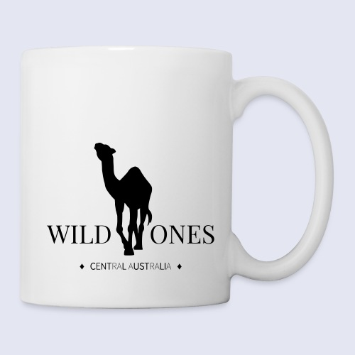WILD ONES Camel Logo 2 - Coffee/Tea Mug