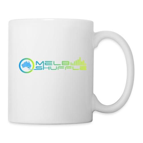 Melbshuffle Gradient Logo - Coffee/Tea Mug