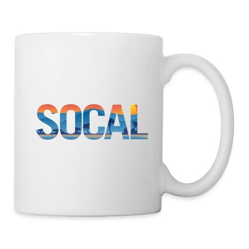 SOCAL Southern California Pride Illustration - Coffee/Tea Mug