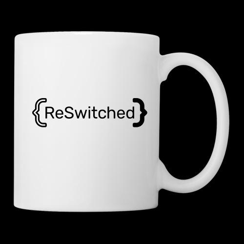 full black reswitched bmx3r - Coffee/Tea Mug