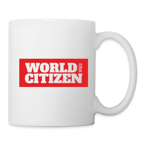 World Citizen - Coffee/Tea Mug