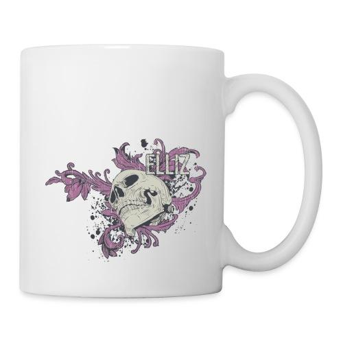 Ornamental Skull Bandana - Coffee/Tea Mug