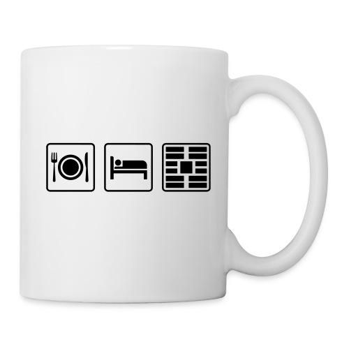 Eat Sleep Urb big fork - Coffee/Tea Mug