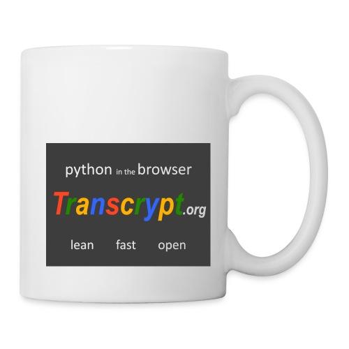 Transcrypt Logo - Coffee/Tea Mug