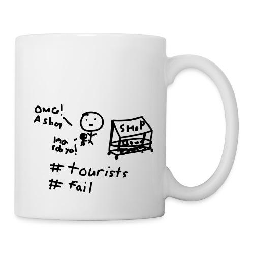 #FAIL Tshirt - Coffee/Tea Mug