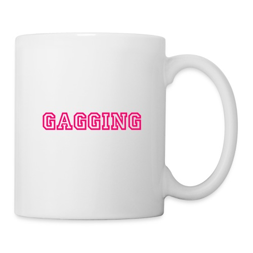 GAGGING - Coffee/Tea Mug