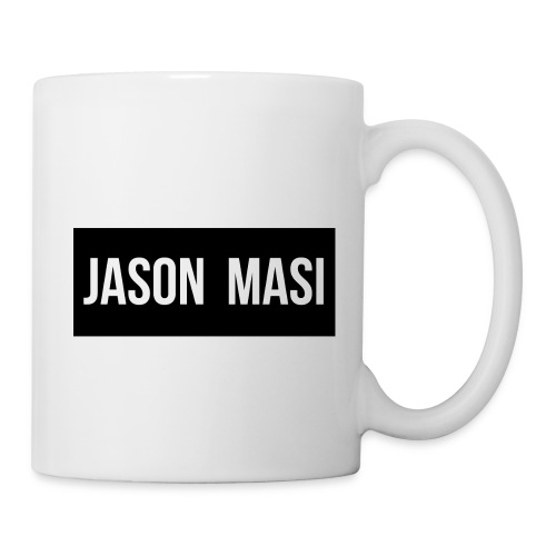 jason-masi-name - Coffee/Tea Mug