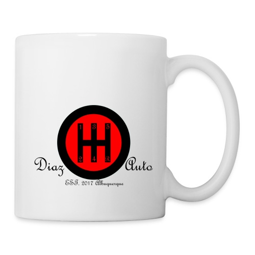 ShiftIt - Coffee/Tea Mug