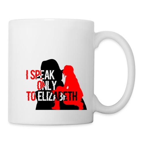 I speak only to Elizabeth : the blacklist tees - Coffee/Tea Mug