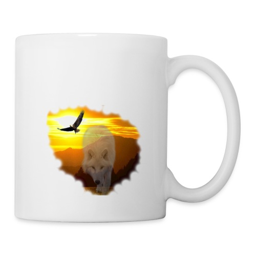 Sunsets and the spirit of the wilderness - Coffee/Tea Mug