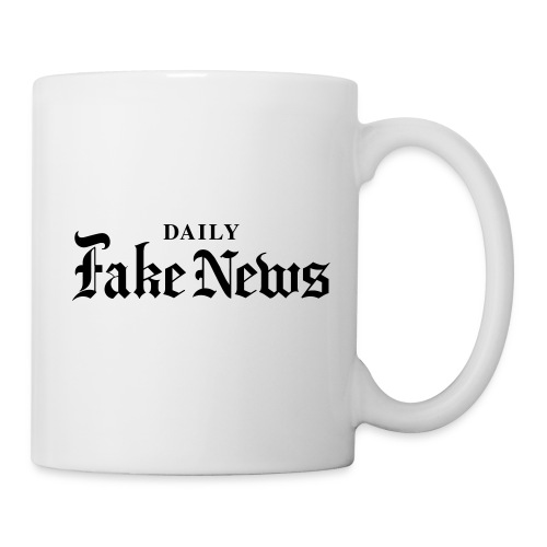 DAILY Fake News - Coffee/Tea Mug