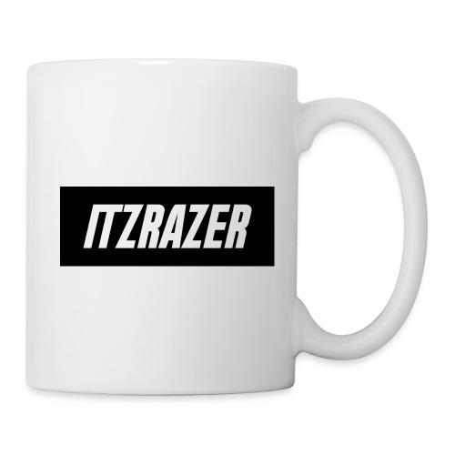 ITZRAZER LOGO - Coffee/Tea Mug