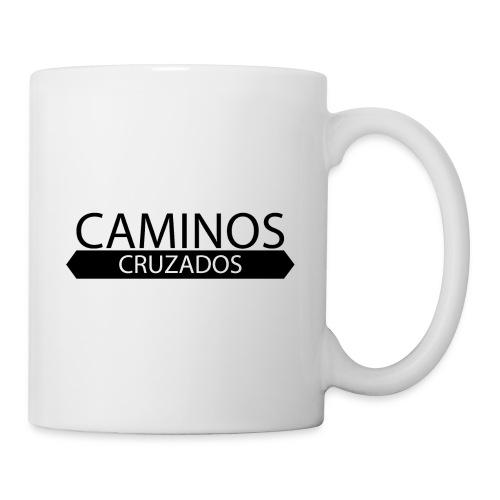 Caminos Cruzados logo básico - Coffee/Tea Mug