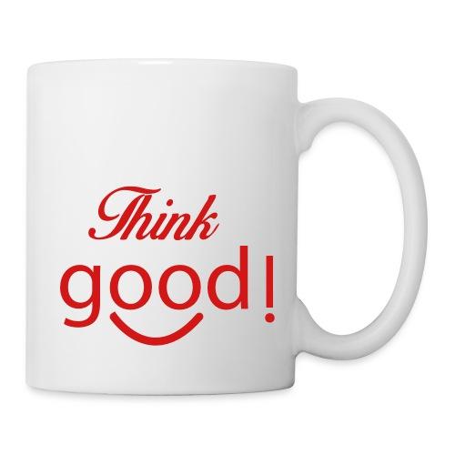 its a image about positivity. - Coffee/Tea Mug