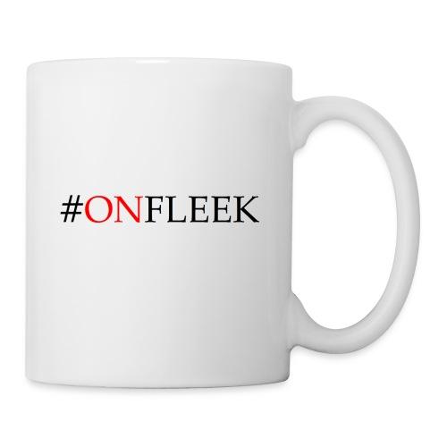 On Fleek! Print - Coffee/Tea Mug