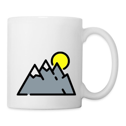 The High Mountains - Coffee/Tea Mug