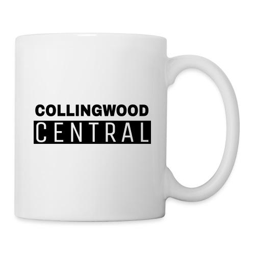 BLK Collingwood Central Logo - Coffee/Tea Mug
