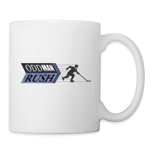 Odd Man Rush Player - Coffee/Tea Mug