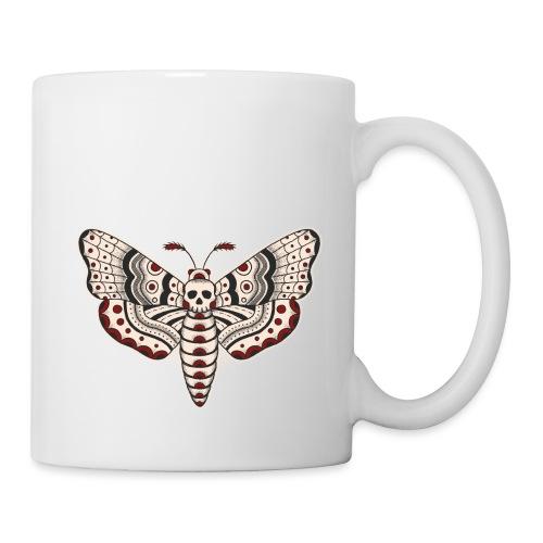 Death Head Moth Dark - Coffee/Tea Mug