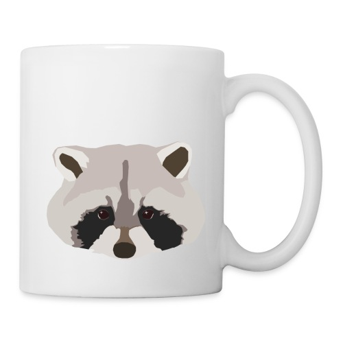 Raccoon - Coffee/Tea Mug