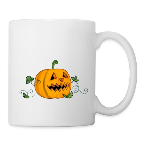 THE HALLOWEEN PUMPKIN - Coffee/Tea Mug