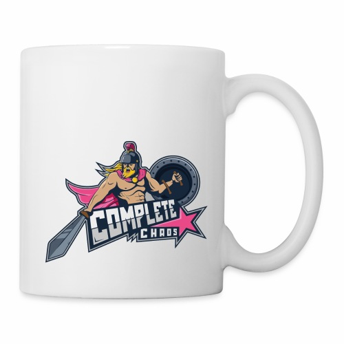 Complete Chaos - Pink - Coffee/Tea Mug