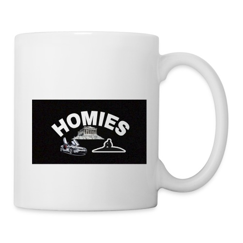 Homies logo - Coffee/Tea Mug