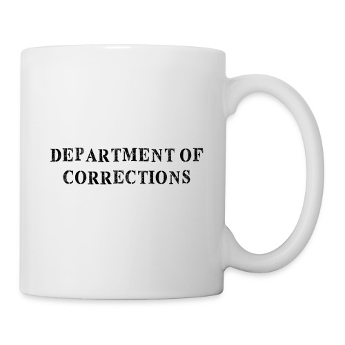 Department of Corrections - Prison uniform - Coffee/Tea Mug