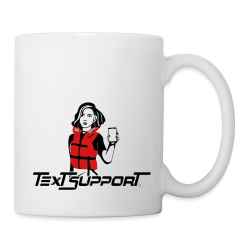 Text Support - Coffee/Tea Mug