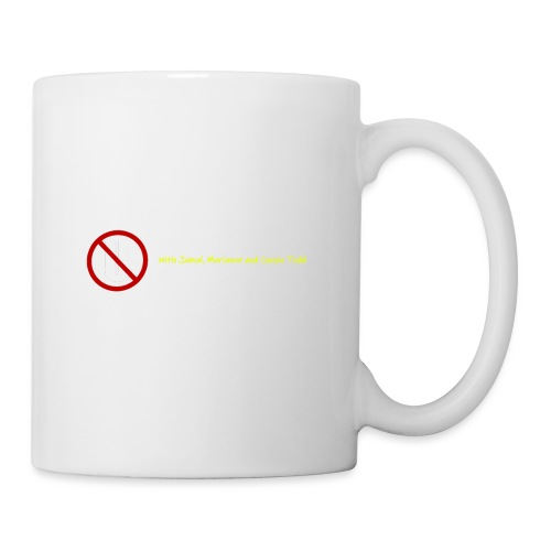it's Not About You with Jamal, Marianne and Todd - Coffee/Tea Mug