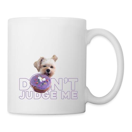 Popeye Don't Judge - Coffee/Tea Mug