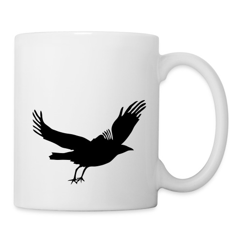 Crow - Coffee/Tea Mug