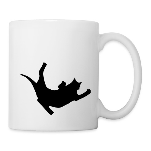 Fly Cat - Coffee/Tea Mug