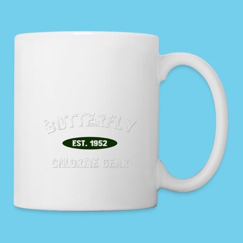 Butterfly est 1952-M - Coffee/Tea Mug